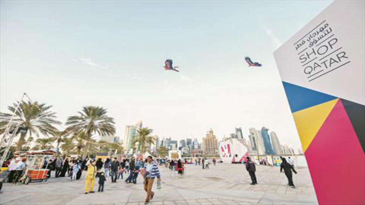 f13fff09f الدوحة – بزنس كلاس: بلغت نسبة النمو في إنفاق جمهور مهرجان قطر للتسوق 2018،  نحو 22% مقارنة بحجم إنفاق الجمهور خلال النسخة الأولى من المهرجان لعام 2017،  حسب ...