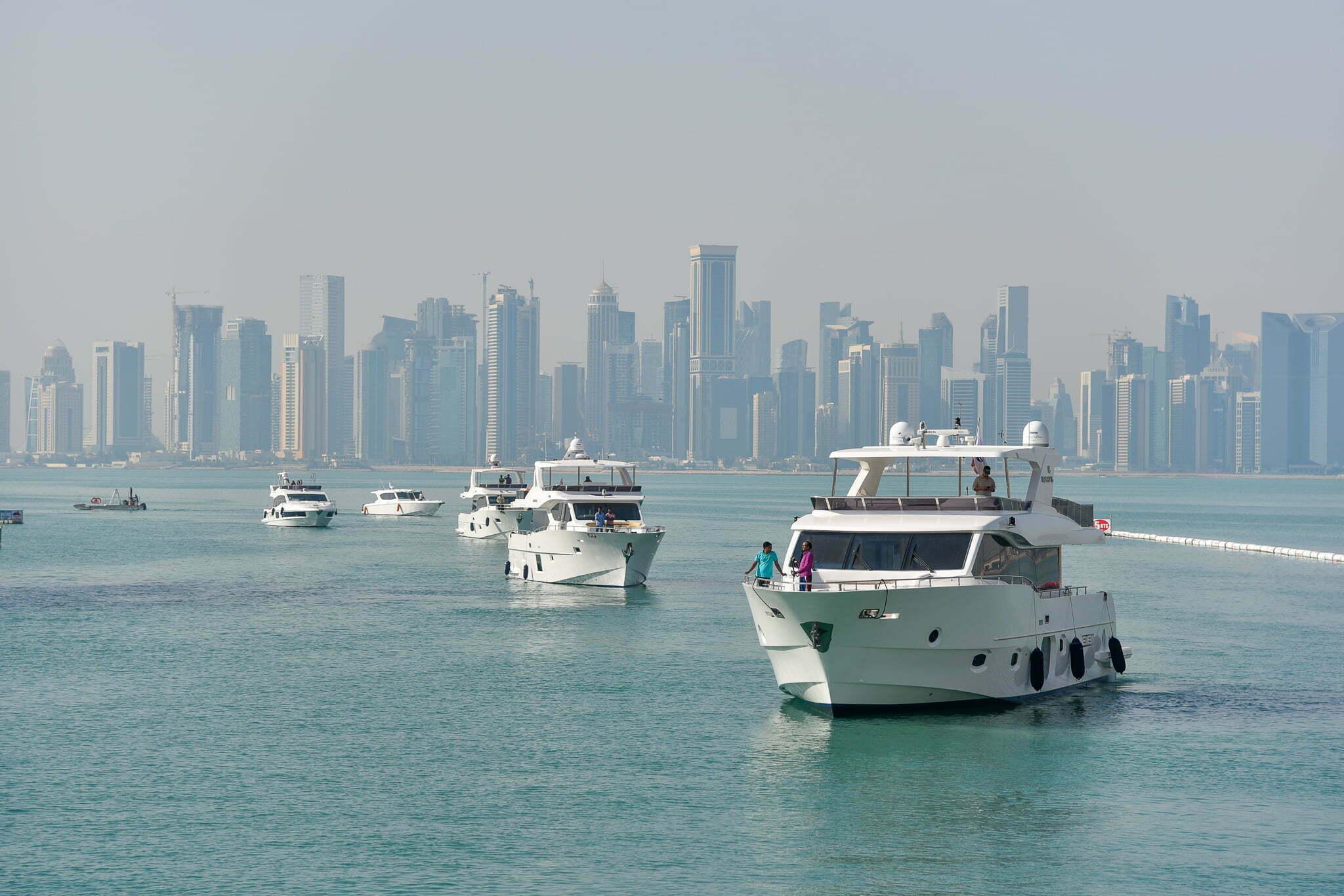 1b06823e2 شركة الخليج لصناعة القوارب تصارع أمواج الفخامة وتحتفظ بالصدارة ...