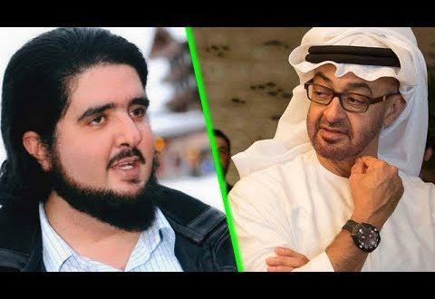 فضائح تويتر عبدالعزيز بن فهد يشتم محمد بن زايد Business